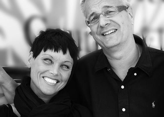 Linda le Powlett & Stefan Eriksson driver tillsammans kryddlagret som utvecklar varumärken som The Spice Tree och Saga of Sweden.